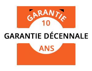 Garantie décennale - 10 ans