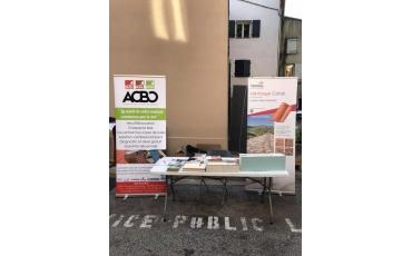 Participation au 1er forum des entreprises Néoulaises
